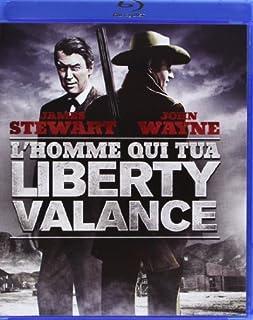 L'Homme qui tua Liberty Valance [Blu-ray] (B007MS0IB4) | Amazon price tracker / tracking, Amazon price history charts, Amazon price watches, Amazon price drop alerts