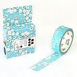 XIAOXINYUAN 10 Pcs/Lot Washi Colorés Décoratifs Ruban De Masquage Pour Bricolage Artisanat D'Art Pour Enfants Journal Projets Planner Emballage Cadeaux 15Mm×7M 8 Style