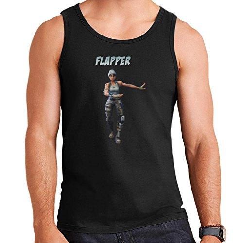 e Emotes Flapper Men's Vest (Flapper Kultur)