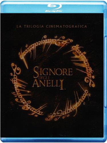 Il Signore degli Anelli - La trilogia cinematografica(3Blu-ray + 3DVD) [IT Import]