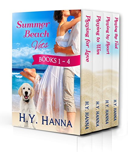 Hy Set (Summer Beach Vets (Books 1 - 4) Box Set (Summer Beach Vets Romance Book 7) (English Edition))