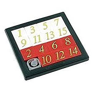 Toysmith Number Slide Puzzle