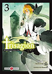 Trisagion Edition simple Tome 3