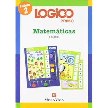 Logico Primo Matematicas 2. 5-6 Años