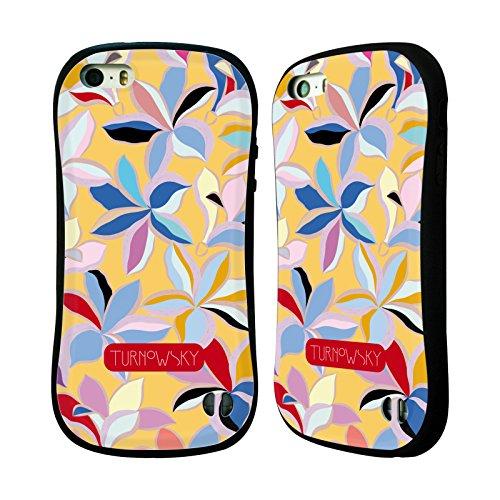 Ufficiale Turnowsky Collage Modelli Case Ibrida per Apple iPhone 6 Plus / 6s Plus Floreale