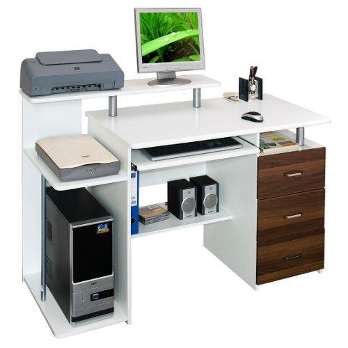 Stella Designer PC Schreibtisch mit toller Optik