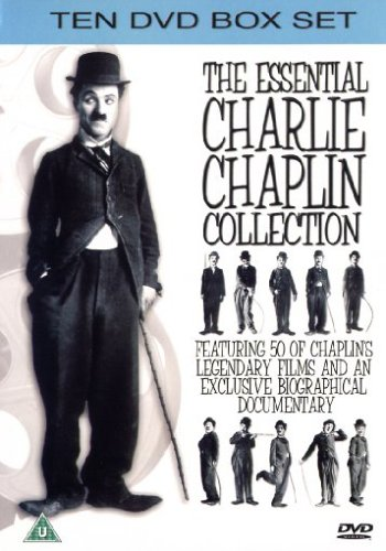 Charlie Chaplin - The Essential Charlie Chaplin Collection (10 DVDs, NTSC)