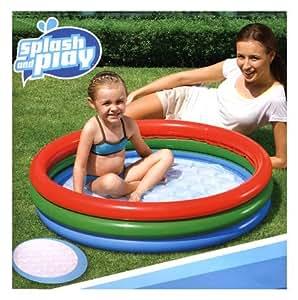 Bestway Splash & Play - Piscine Gonflable Jeu Extérieur Enfant 6942138900569