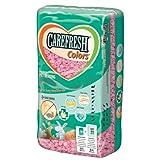 Carefresh Colors Brand Pet Bedding Pink 10 Liter 6pcs