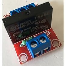 5V 1Channel SSR (Solid State Relay) Module Board For AC 240V/2A Arduino UNO Duemilanove Mega2560MEGA1280Arm DSP PIC