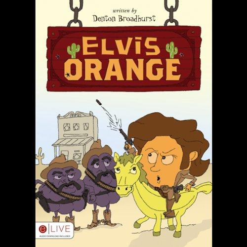 Elvis Orange  Audiolibri