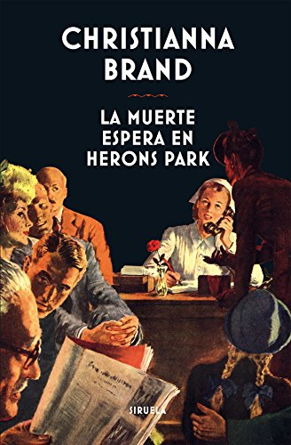 La muerte espera en Herons Park (Libros del Tiempo)