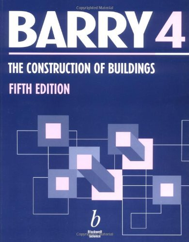 Structural Steel Frame (The Construction of Buildings: Multi-storey Buildings, Foundations and Substructures, Structural Steel Frames, Floors and Roofs, Concrete, Concrete ... ... Walls and Cladding of Framed Buildings by Robin Barry (2001-01-24))