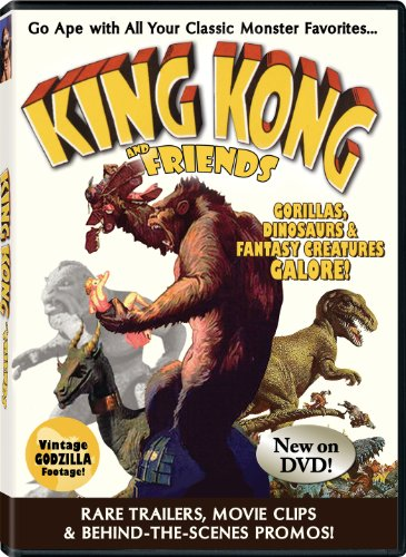 King Kong & Friends / (Full) [DVD] [Region 1] [NTSC] [US Import]