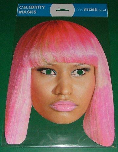 Preisvergleich Produktbild Nicki Minaj Celebrity Face Mask