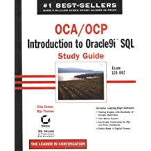 Oca/Ocp: Introduction to Oracle9I SQL : Study Guide