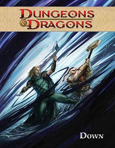 Dungeons & Dragons Volume 3: Down por John Rogers