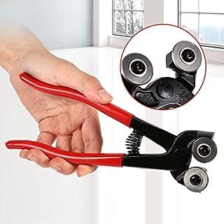 Mosaik-Werkzeuge, Hochleistungs8inch 200mm Buntglas-Mosaik-Schnitt-Nuss-keramischer Fliesen-Schneider fahrbarer Zangen-Werkzeug für DIY, das Arbeit trimmt