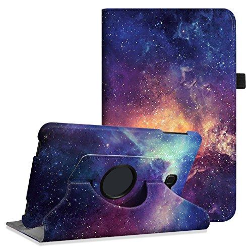 Fintie Samsung Galaxy Tab A 10.1 Hülle - 360° Drehbarer Stand Cover Case Schutzhülle Tasche Etui mit Ständerfunktion Auto Schlaf / Wach Funktion für Samsung Galaxy Tab A 10,1 Zoll T580N / T585N Tablet (2016 Version), DieGalaxie