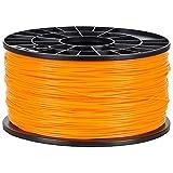 NuNus ABS Filament 1kg für 3D Drucker MakerBot RepRap MakerGear Ultimaker uvm. (orange, 1,75mm)