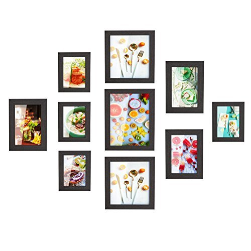 MVPOWER Set Marcos Fotos 4pcs x 10*15cm + 3pcs x 13*18cm