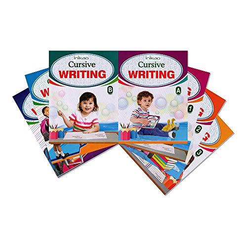 Cursive Writing English Books Set of 7