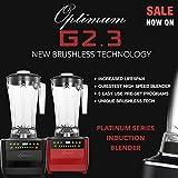 OPTIMUM G2.3 Platinum Series Induction Blender