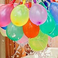 WXCL 37 Pezzi / 111 Pezzi Divertimento Palloncino Acqua Forniture per giochi per Bambini Giochi da spiaggia all'aperto estivi Forniture per Feste, 111 pezzi