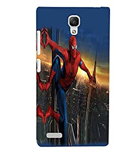 PRINTSWAG CARTOON CHARACTER Designer Back Cover Case for XIAOMI REDMI NOTE