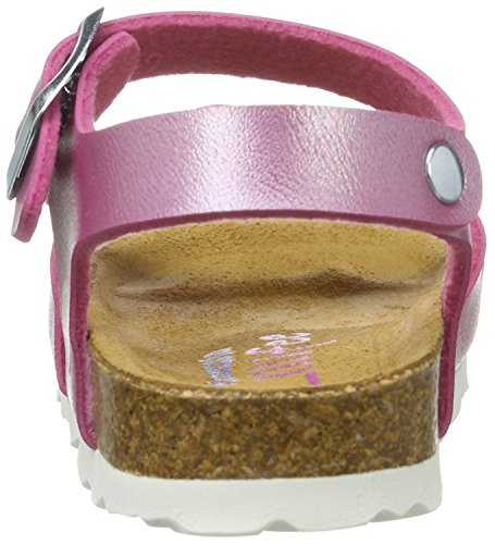Prinzessin Lillifee 510257, Sandales  Bout ouvert fille Pink (Rosa)