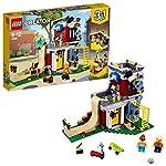 LEGO 31081 LEGO Creator Skate House modulare LEGO