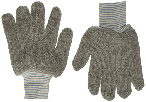 6 Pairs Honeywell SPERIAN Seamless Knits Cotton Gloves 24AL-GY-1 f4e123536086