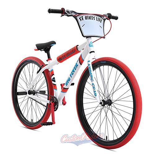 SE Bikes Big Flyer 29 Zoll 2019 weiß