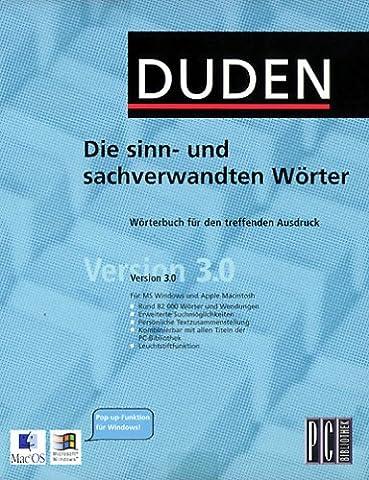 Duden - Die sinn- und sachverwandten Wörter 3.0