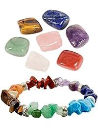 28bbd03c2e5a Amazon.es: cristales curativos - Pulseras / Mujer: Joyería