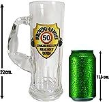 Boccale da birra per la festa di compleanno (50 anni)