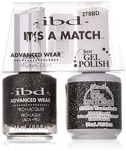 ibd - It's A Match -Duo Pack- Love Lola Collection - Viva La Noche - 14 mL / 0.5 oz Each Lola Pack