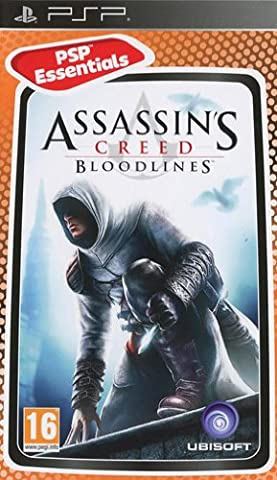 PSP ASSASSINS CREED: BLOODLINES PSP