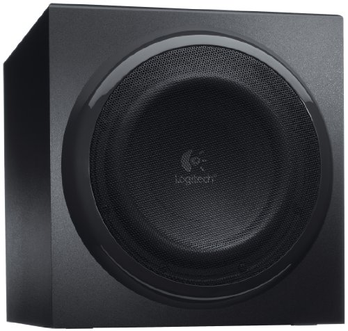 Logitech Z906 3D Stereo Lautsprecher THX (Dolby 5.1 Surround Sound und 500Watt) schwarz - 4