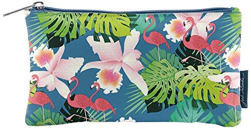 Jordi Labanda Jordi Labanda 16774 - Portatodo Plano, Diseño Flamingo Portatraje de viaje, Multicolor