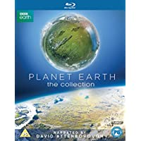 Planet Earth: The Collection [Blu-ray] [2016] [Region Free]