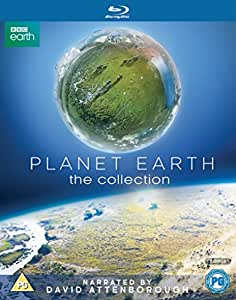 Planet Earth: 1 & 2 Collection [Blu-ray] [2016]