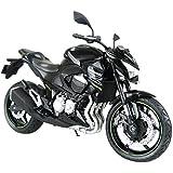 Skynet moto 1/12 productos terminados Kawasaki Z800 Negro