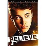 Poster Justin Bieber - Believe - preiswertes Plakat, XXL Wandposter