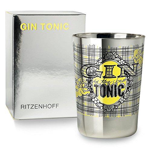 Ritzenhoff Next Gin Design Ginglas, Gin Tonic, Becher, Schnaps, Glas, Frühjahr 2017, Claus Dorsch, 250 ml, 3530002