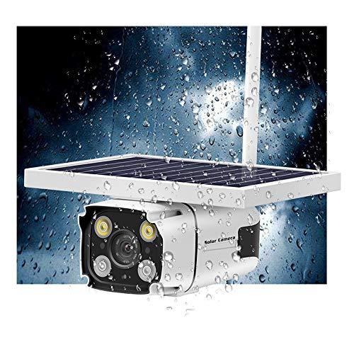 LGF Helmet 4G großes Panel Solar Überwachungskamera HD 1080P Bildqualität Infrarot-Nachtsicht-CCD-Kamera 67 Level wasserdicht und staubdicht 64G-Karte -