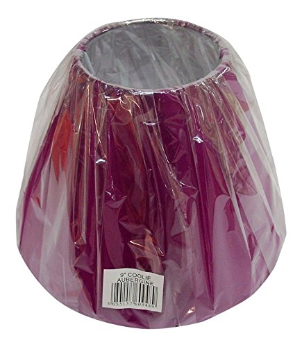 new-9-coolie-lamp-light-shades-ceiling-lamp-shades-all-colours-available-aubergine