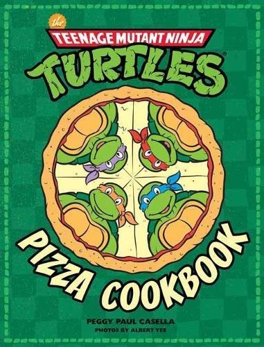 Teenage Mutant Ninja Turtles: The Official Pizza (Turtles April Von Ninja)