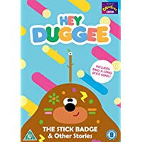 Hey Duggee - Stick Badge & Other Stories