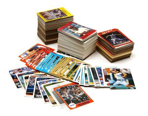 Topps Baseball-Karte Collector Box mit über - Topps Baseball-karten